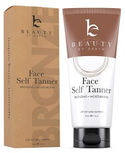 Beauty by Earth Self Tanner For Face Review