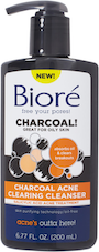 Biore Charcoal Acne Cleanser Review