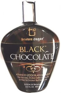 Brown Sugar Black Chocolate 200X Black Bronzer Review