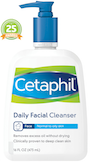 Cetaphil Daily Facial Cleanser for Normal to Oily Skin Review