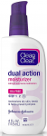 Clean & Clear Dual Action Face Moisturize Review