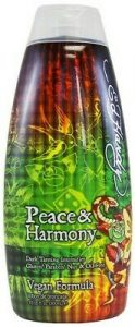 Ed Hardy Peace & Harmony Tanning Intensifier Bronzing Moisturizer Lotion Review