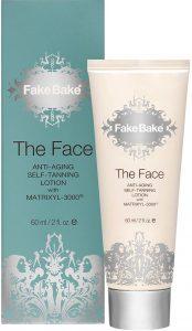 Fake Bake Face Self Tanning Lotion Review