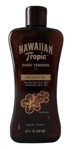 Hawaiian Tropic Dark Tanning Oil Original Review
