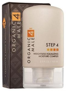 Organic Male OM4 Oily Review