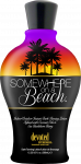 Somewhere on a Beach, Indoor Outdoor, Instant Dark Tanning Lotion Review