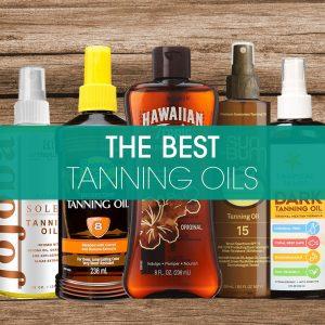 Best Tanning Oils Reviewd